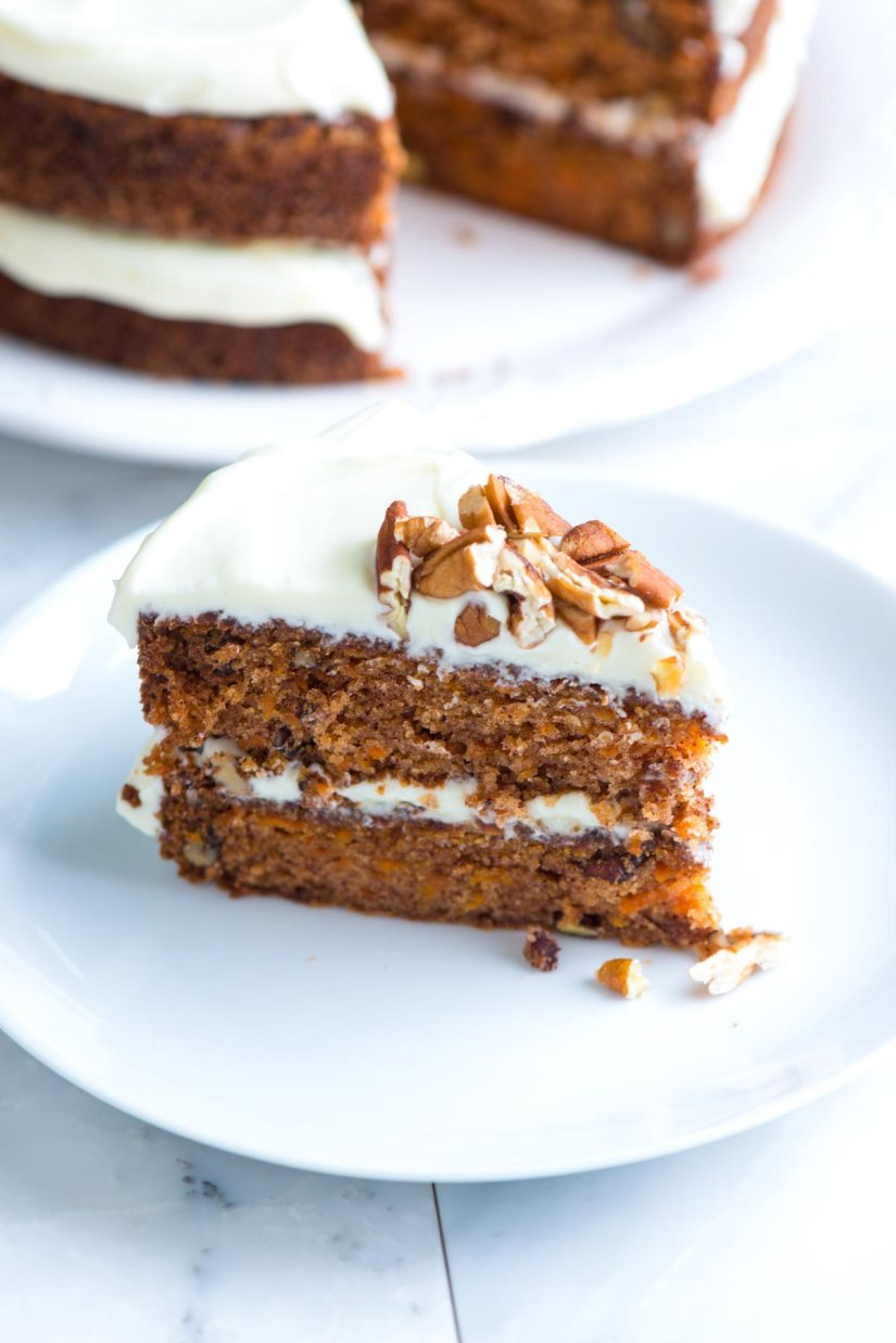 Writing Prompt: Carrot Cake