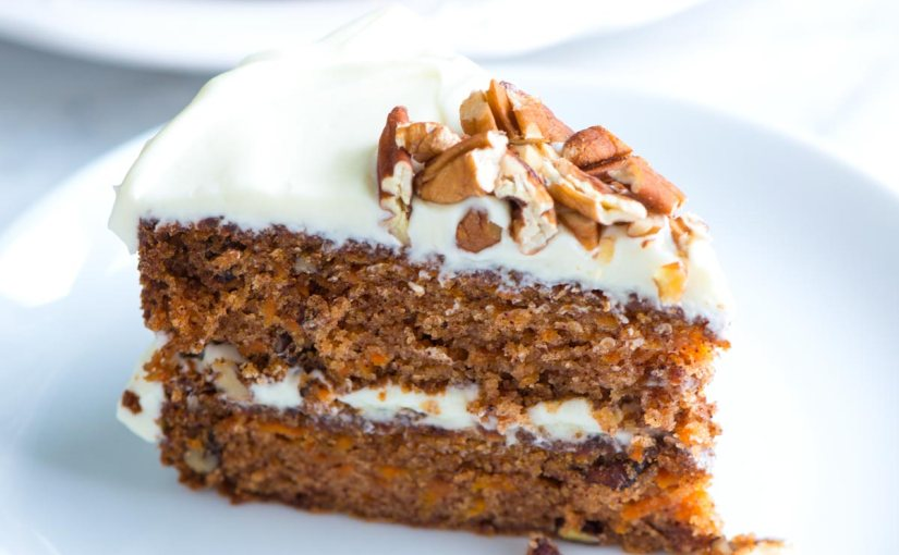 Writing Prompt: CarrotCake